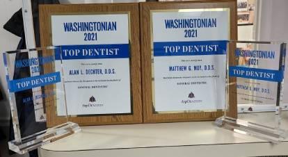 Dr. Dechter - Top Dentist 2019 Award